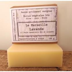 Le Marseille Lavande bio -...