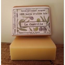 savon bio Le Castille  - 100g