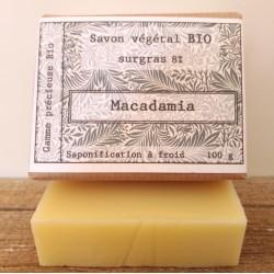 savon bio macadamia  - 100g