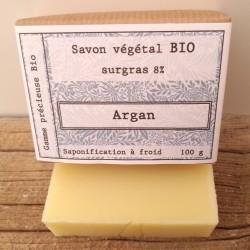 savon bio argan  - 100g